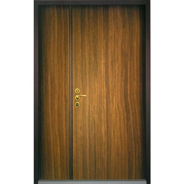 木板門 平直木雕