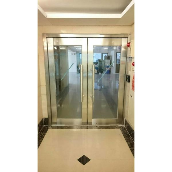 60A防火玻璃門-儕億金屬股份有限公司-雲林