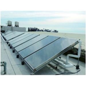 太陽能製熱、儲熱系統-鳴台工程有限公司-台北