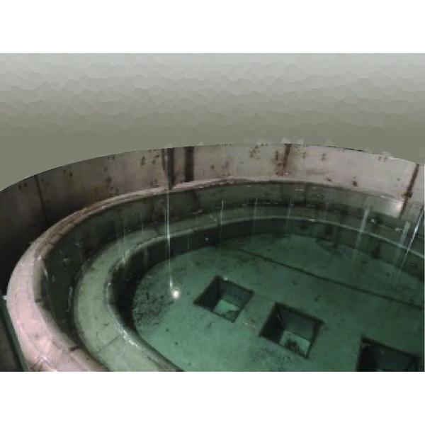 多曲面不銹鋼池體-鳴台工程有限公司-台北