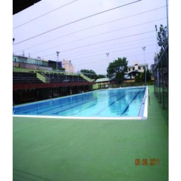 池畔止滑步道-鳴台工程有限公司-台北