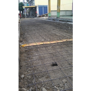 點焊網-人行道鋪面