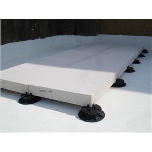 ALC板屋頂架高隔熱