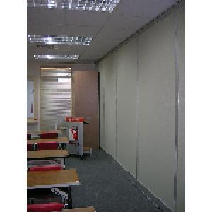 康是美總部職訓教室 (全板高290cm 貼防焰壁紙/無接合處)
