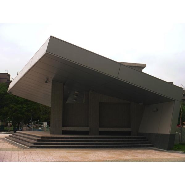 21號公園附建地下停車場包板工程-耀宇實業有限公司-台北