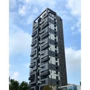竹北-中陽建設- 造型鋁格柵
