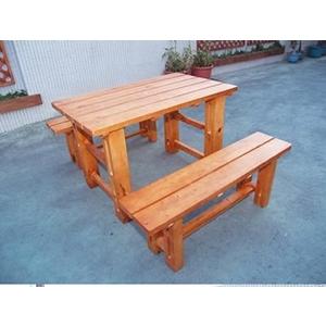 休閒*野餐桌椅*一桌+2椅-龍華木業有限公司-台中