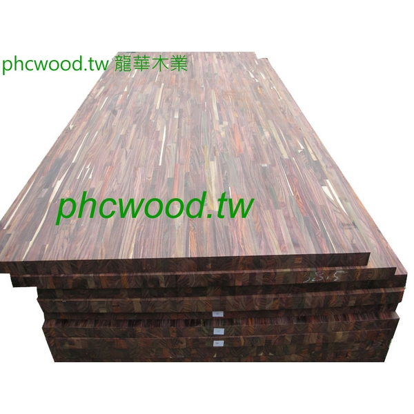 紫檀拼板-龍華木業有限公司-台中