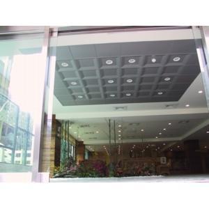 暗架方塊系統天花板-德庠工業有限公司-新北