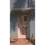 鍛造外玄關門