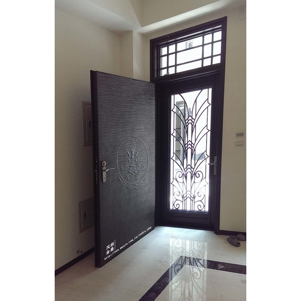 鑄鋁鋼製門-茂鉅金屬建材有限公司-台中
