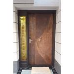 鑄鋁鋼製門