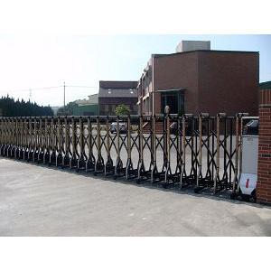伸縮大門-雷盾-H0301-竹南窰業