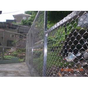 基隆市自來水廠不銹鋼網圍籬工程