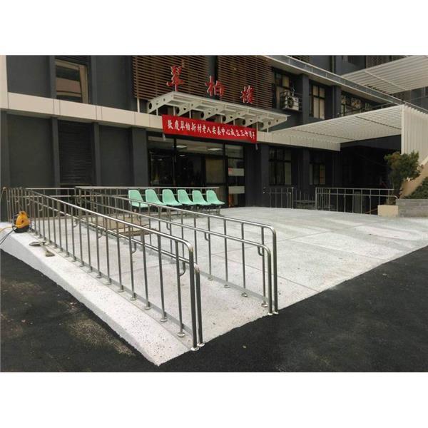 殘障扶手及造型雨遮-元強營造