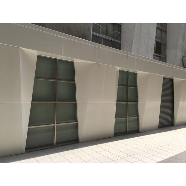 台北市.市立大學-3D鋁包板-川鈜金屬有限公司-基隆