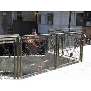 奕盛營造 北投鍛造欄杆