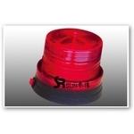 LED小型磁吸式警示燈頭