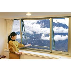 橫拉晴雨窗
