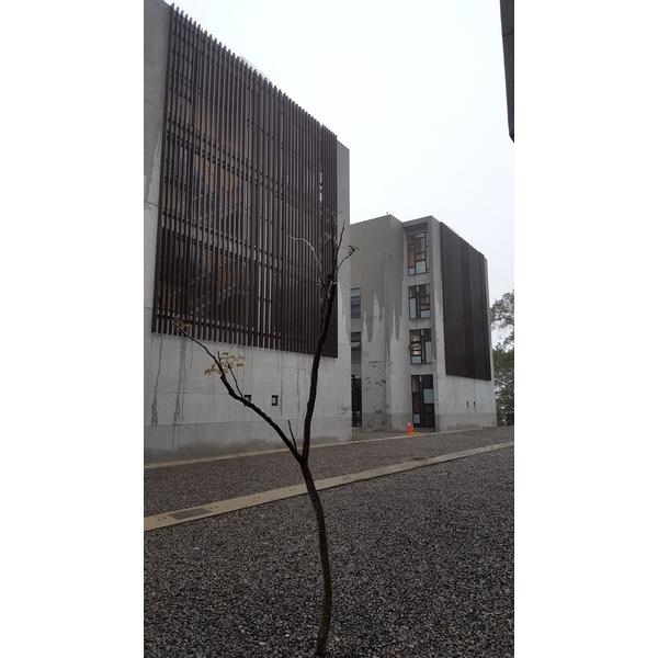 外牆鋁格柵-勝煬企業有限公司-新北