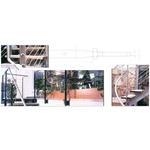 鋼索-富仁鋼索有限公司-鋼索護欄,6股PP繩,綠化植生網,造型欄杆,鋼索編織網