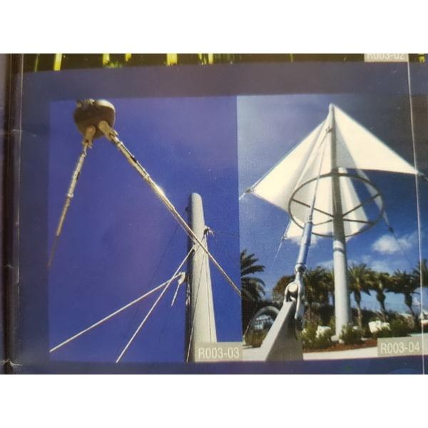 鋼索建築膜-富仁鋼索有限公司-台中
