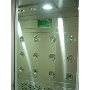 工程實績-空氣浴塵室工程