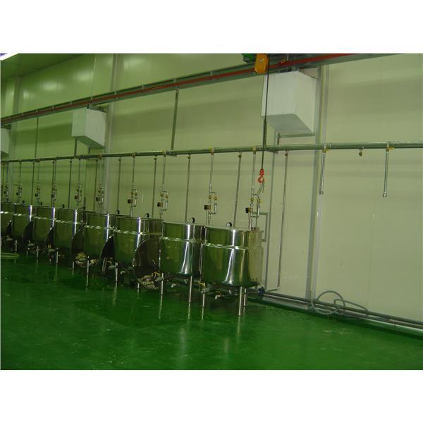 工程實績-食品廠工程-繼開科技股份有限公司-台中