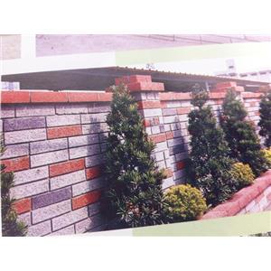 圍牆磚完成圖2