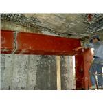 樑柱鋼板補強