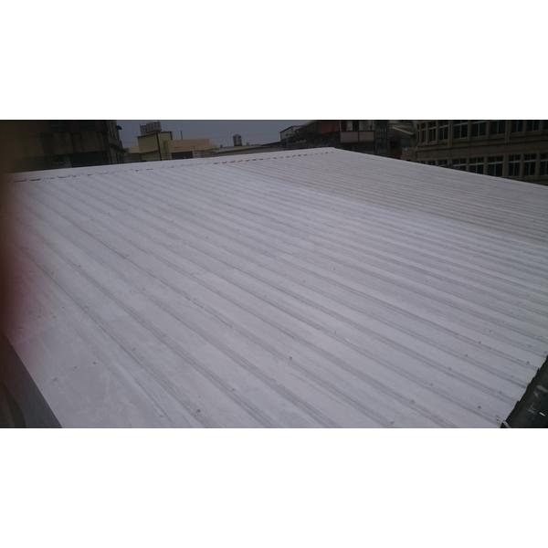 浪板隔熱塗裝-三采國際興業有限公司-台中