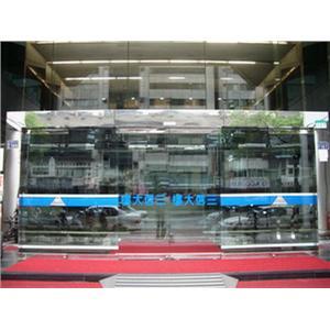 JAD日本自動門 三信辦公大樓(雙扇橫拉自動門)