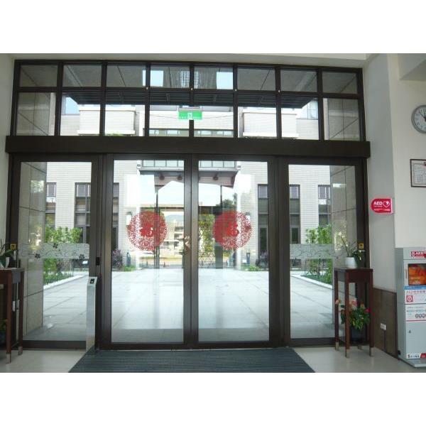 三峽遠雄紫京城社區 大廳內門-鴻運達科技有限公司-台北