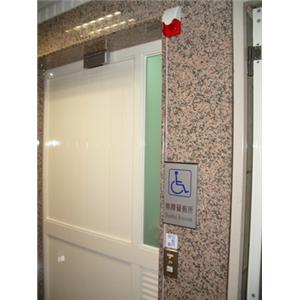 JAD日本自動門 立法院(無障礙殘障廁所自動門)