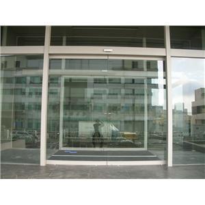 JAD日本自動門竹科科技廠辦大樓(重型雙扇橫拉自動門)