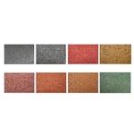 色卡-壓花地坪,透水蓋,仿木欄杆,透水混凝土,乾式紙模,紙模-中華昇揚有限公司