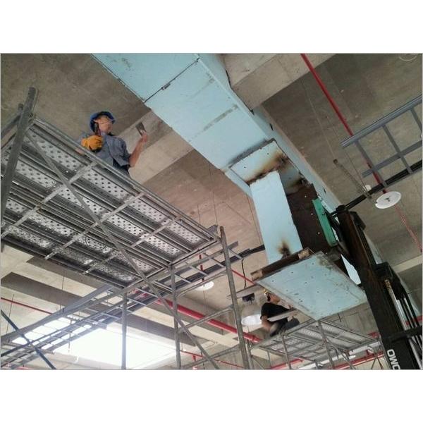 H型鋼結構補強-群騰科技事業有限公司-台中