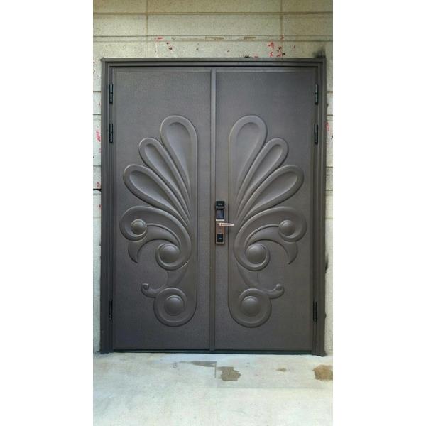 米蘭之星鑄鋁門