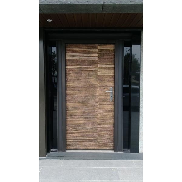 風尚合板鑄鋁門