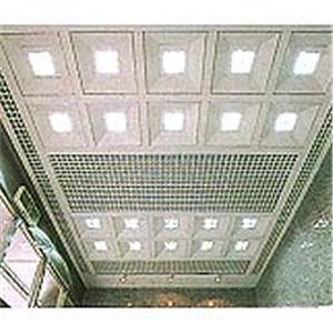 金字塔造型天花-東齊金屬工業股份有限公司-基隆