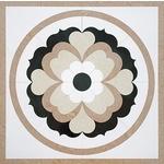 石材拼花-台瓷企業有限公司-水刀藝術切割,複合材料切割,玻璃纖維切割,金屬合金切割