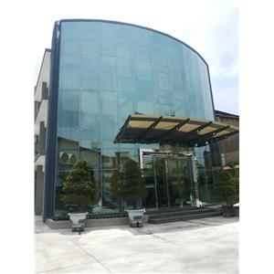 玻璃帷幕牆-金永固金屬建材有限公司-彰化