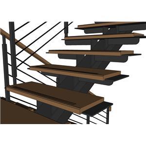 龍骨梯-金永固金屬建材有限公司-彰化