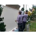 圍牆仿石塗裝-pic3