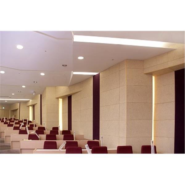會議室木纖吸音牆-良冠企業股份有限公司-新北