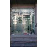 安全梯門扇及五金檢修-2