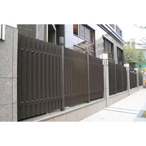 敦南之翼-圍牆欄杆