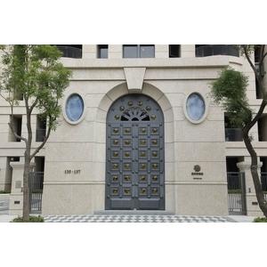 國家美術館-琉璃大門-1