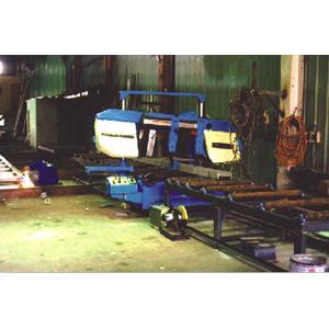 進口型鋼帶鋸機-展慶金屬有限公司-台中