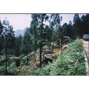 山坡地別墅用地整地工程